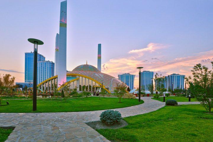Мечеть в Аргуне