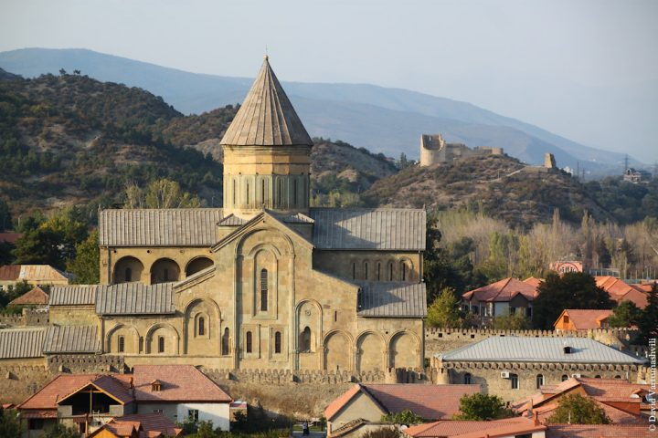 монастырь светицховели