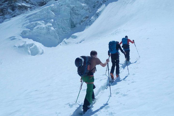 Ски-тур на гору Когутай