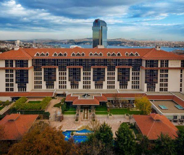 Grand Hyatt Istanbul 5