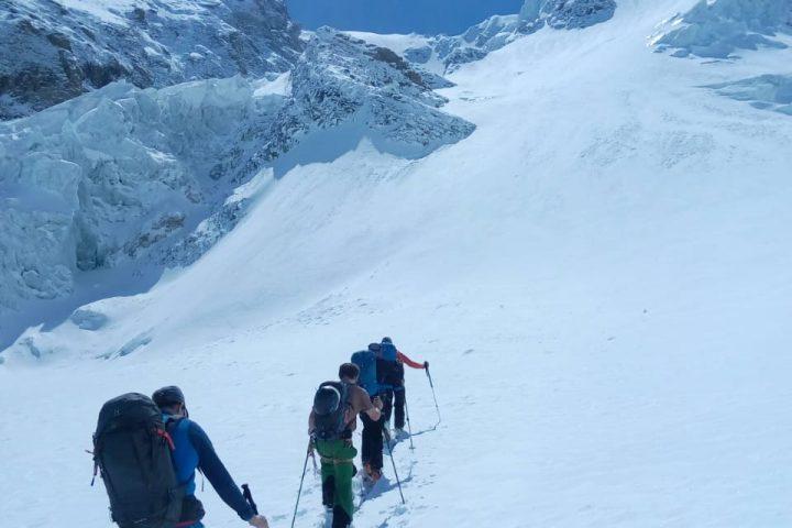 Ски-тур - ущелье Адыр-су