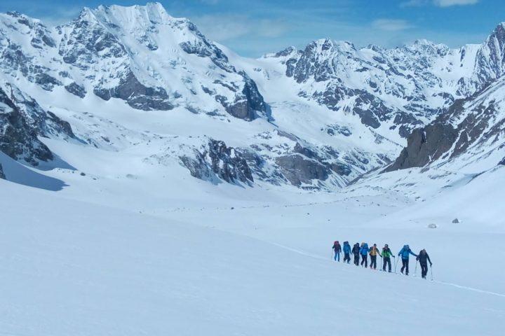Ски-тур в ущелье Адыр-су