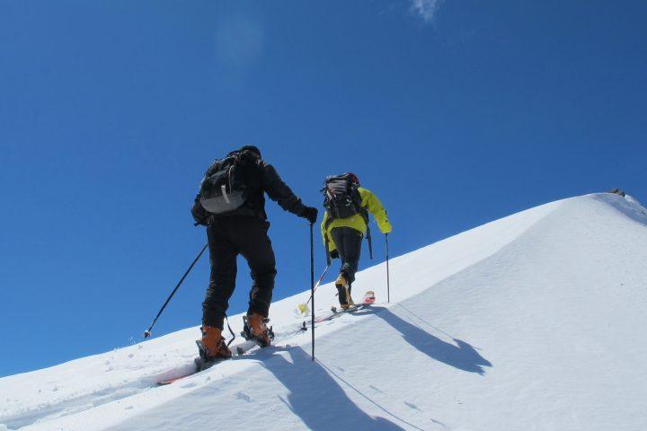 Ски-тур на гору Чегет