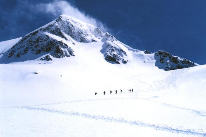 ски-туры на Чегет