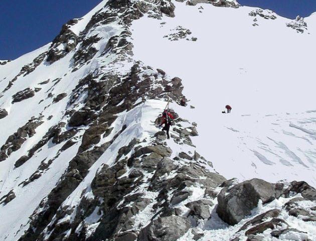 ски-туры ущелье Адыл-су