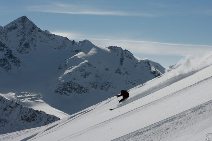 Восхождение на Эльбрус с лыжами