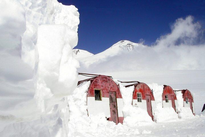 Бочки Гара-Баши 3800 м