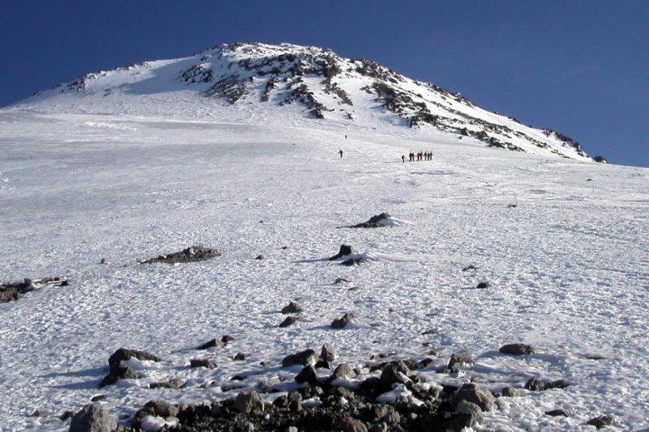 скалы Пастухово 4700 м