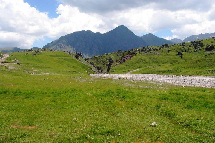 поляна Эмануэля 2600 м