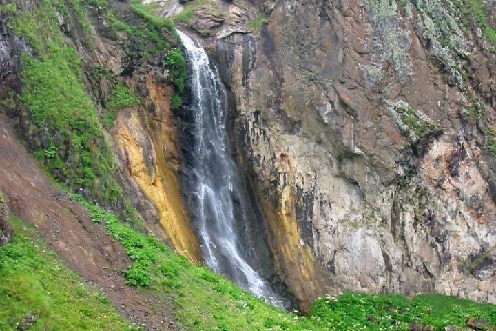 водопад в Джылы-су
