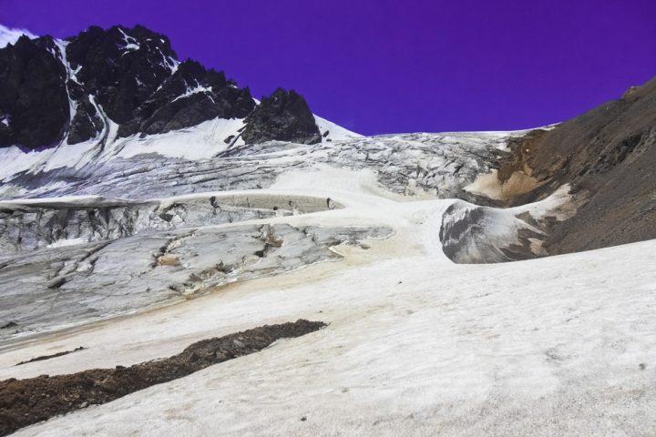 перевал Ирик-чат 3667 м