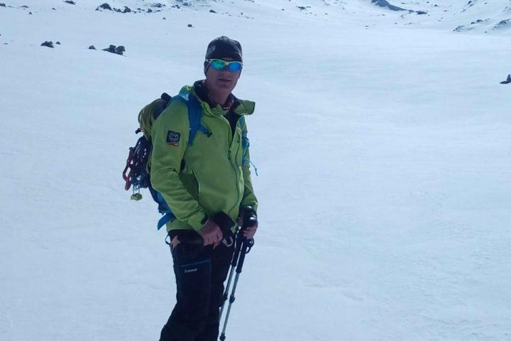 ски-тур ущелье Адыр-су