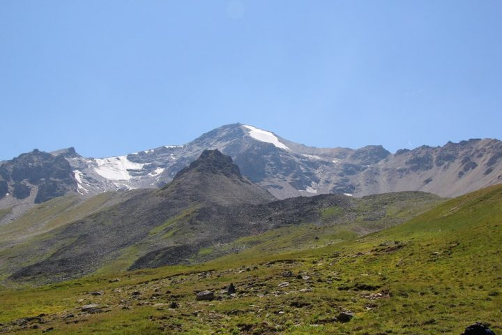 Вид на Балыксубаши из долины Исламчат