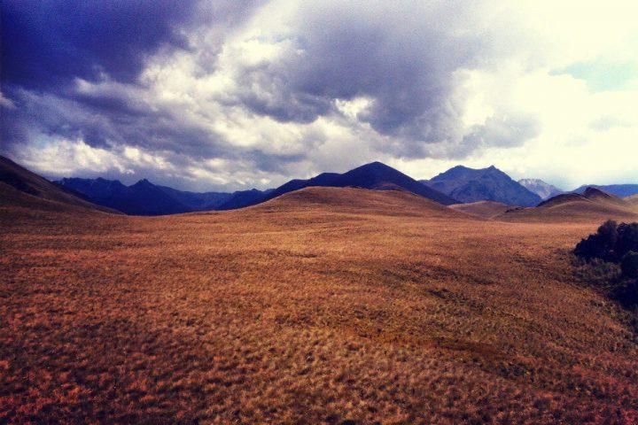 Висячая долина над Шаукамом