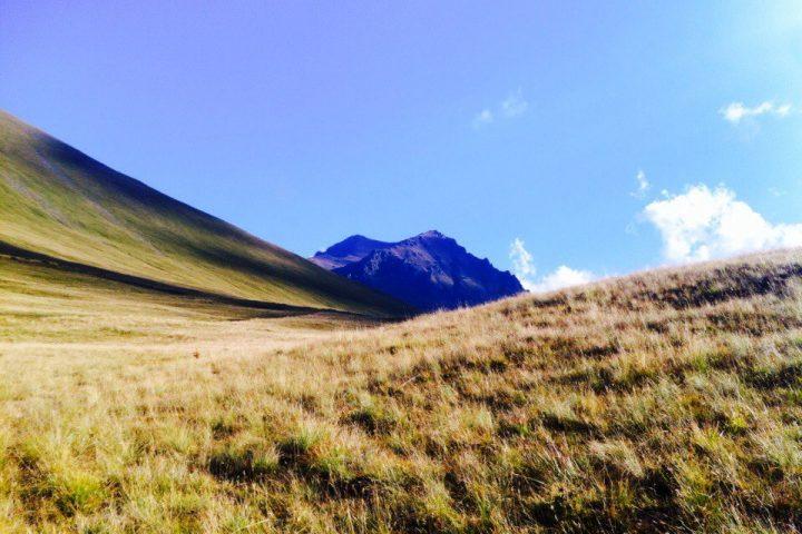 Гора Каракая