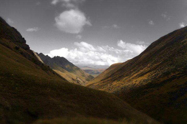 Долина Кызылкола
