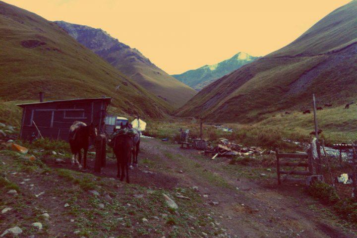 Долина Шаукама кош 2