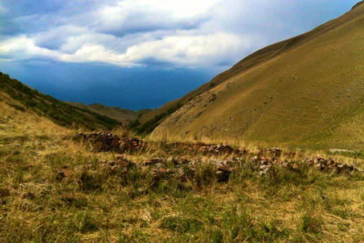 Долина Шаукама развалины 2