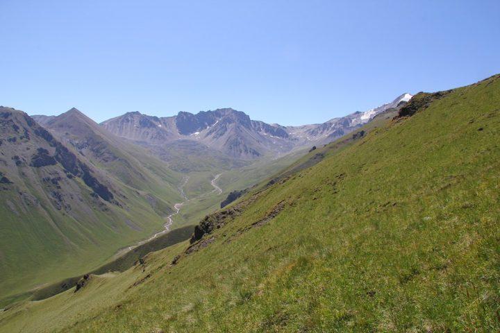 Долина реки Исламчат 2