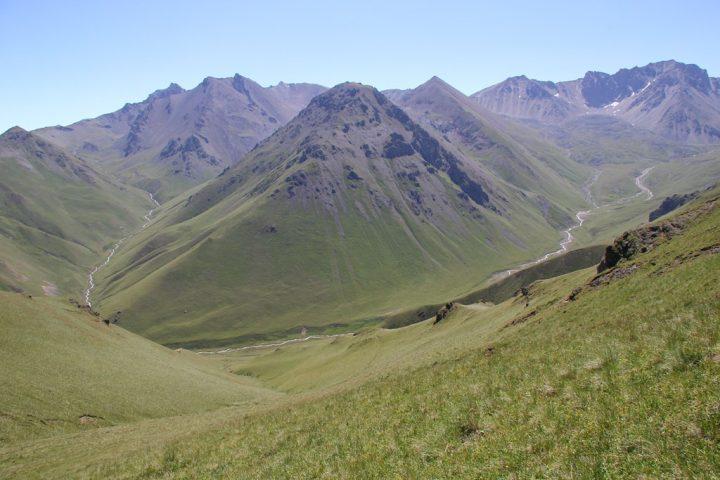 Долина реки Исламчат