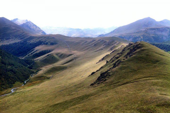 Над долиной