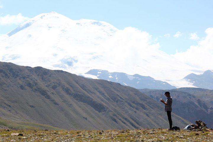 На перевале Исламчат