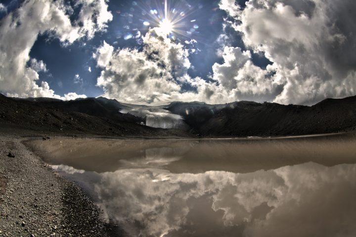 Озеро Шагалакёль 1