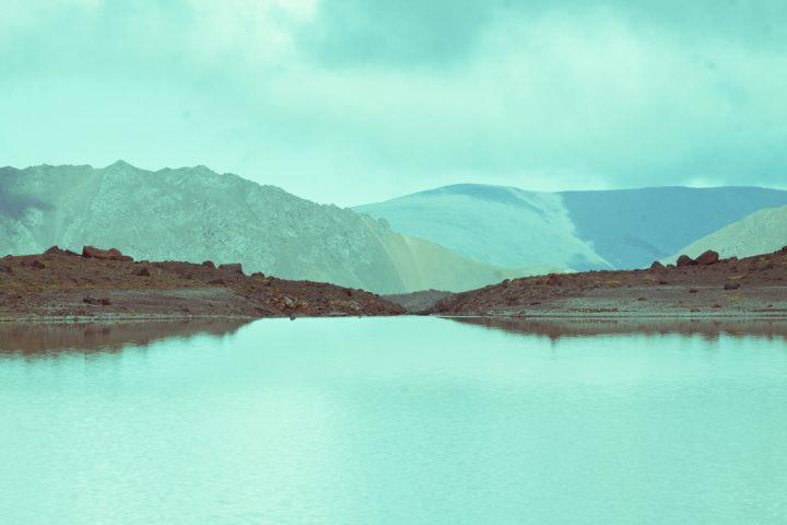 Озеро Шагалакёль 2