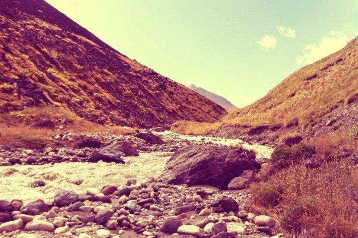 Река Кызылкол 2