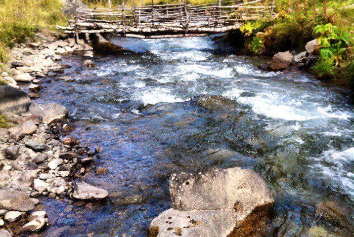 Река Шаукам 7
