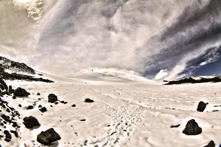 3800 зона ледников