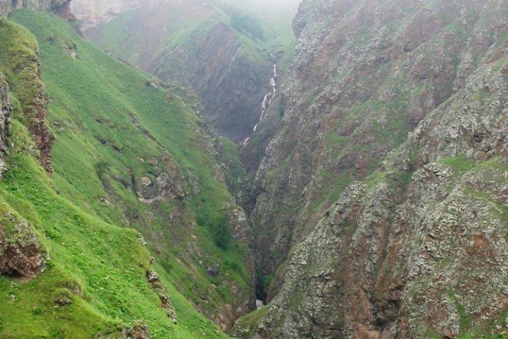 Север Эльбруса