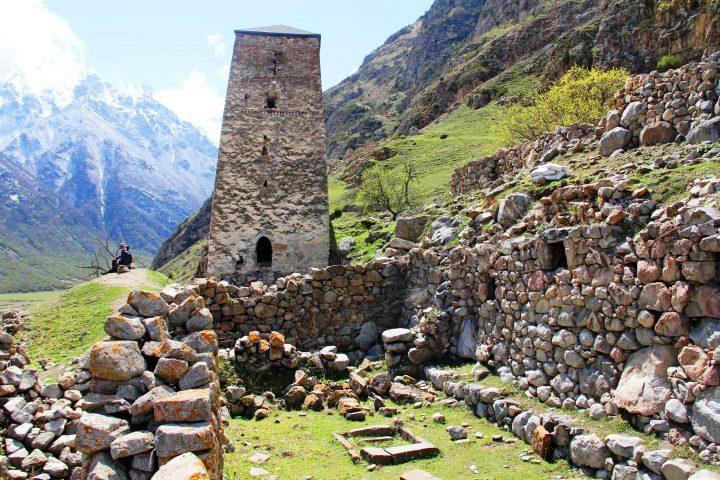 Башни Верхней Балкарии