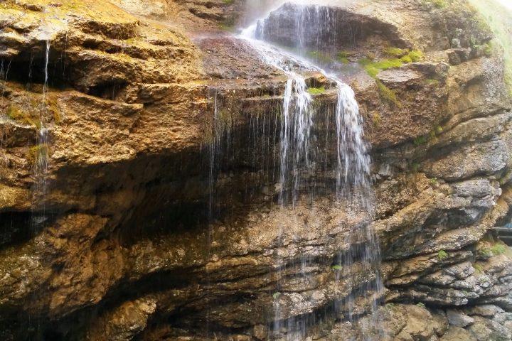 Чегемские водопады (большие)