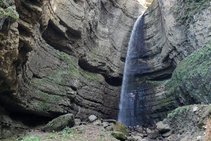 Малые Чегемские водопады